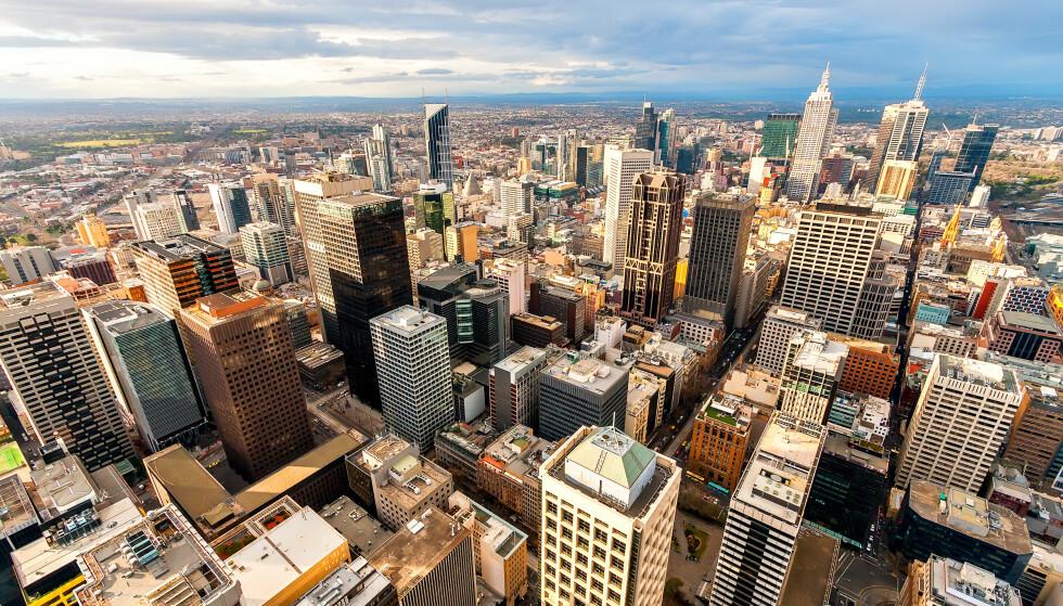 Melbourne Foto: Scanpix