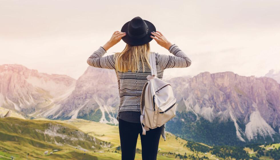 UT PÅ TUR: Horoskopet ditt forteller deg hvor feriene i 2018 bør gå. Foto: Scanpix
