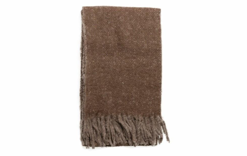 Skjerf fra Unmade Copenhagen |314,-|https://www.boozt.com/no/no/unmade-ob/melange-furry-scarf_16454692/16454693?navId=67714&group=listing&position=1000000