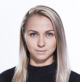 EKSPERTEN: Sanya Keränen i Nikita Creative Team. Foto: Nikita Hair/Astrid Waller