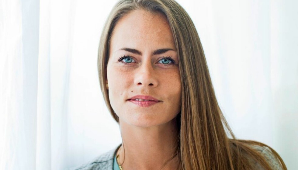STORSVINDLER: – Det er jo helt latterlig å være sammen med en mann som viser seg ikke å være den han gir seg ut for å være, sier Amanda Kastrup (30), som nå har fått avstand til det hele. FOTO: Nellie Møberg