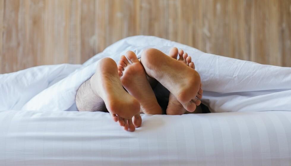 REGELMESSIG SEX: Sex er viktig for mange av oss, men lysten er ikke alltid til stede hos begge. NTB Scanpix