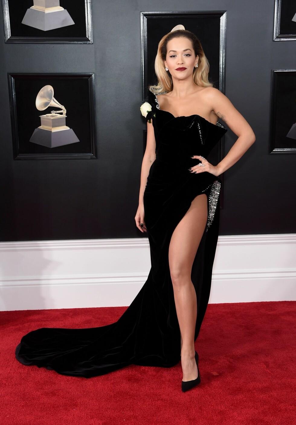 Rita Ora Foto: Scanpix