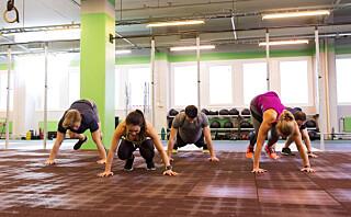 Intervalltrening forbrenner kalorier i flere timer etter du er ferdig