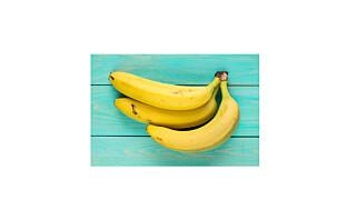 Nå kan du spise skallet på bananene