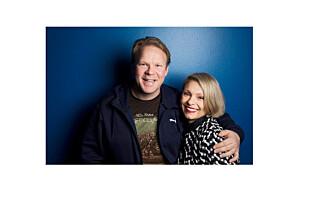 Anders Baasmo spiller blind-dater i ny NRK-serie - på privaten er han akkurat blitt pappa: - Det er livets mirakel, det!