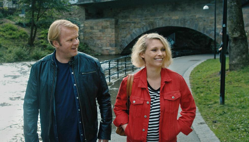 HÅP: Skaperne bak serien vil at vi skal sitte igjen med følelsen av at det finnes håp, også når man kanskje ikke trodde det. Foto: NRK