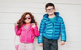 Lar du barnet ditt få velge farge på klærne selv?