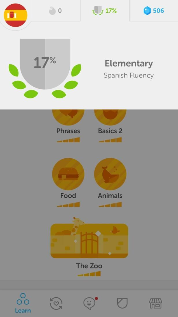 Skal du reise på tur snart? Bruk Duolingo til å friske opp eller forbedre språkkunnskapene dine!