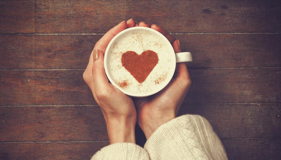 KAFFE: Ifølge ekspert har nyere forskning vist at kaffe kan ha gunstig effekt på hjertet. Foto: NTB Scanpix