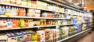 - Utvidede åpningstider i butikk fører til økt alkoholforbruk