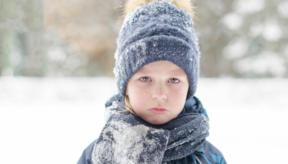FATTIGE BARN: Norske psykologer er bekymret for de stadig flere barna som vokser opp i fattige familier i Norge. Foto: NTB Scanpix