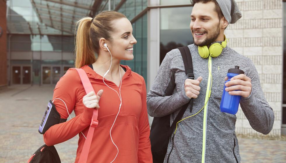 SNUS: Ekspertene sier at snus og trening er en dårlig kombinasjon. FOTO: NTB Scanpix