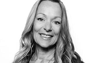 FRISØR: Lise Holm-Glad synes omvendt balayage er en kul trend, men mener det krever mye arbeid for å holde looken fin og fresh. Foto: Privat