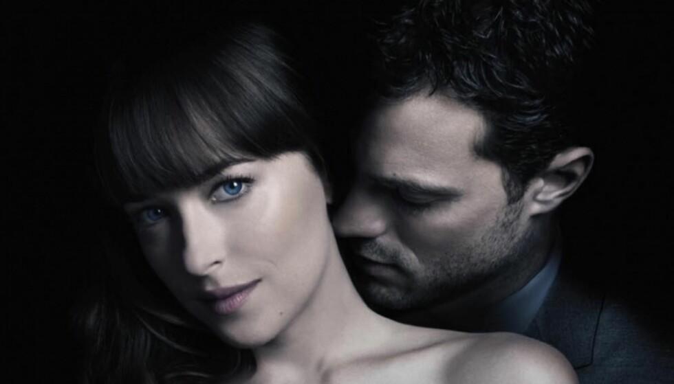 ER IKKE HOT NOK: Vi synes den tredje filmen ikke kan kalles «husmorsporno», da den mangler skikkelig heit sex. FOTO: Fifty Shades Freed
