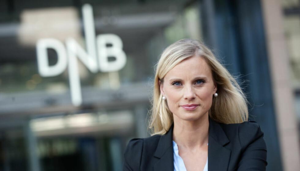 EKSPERTEN: Forbrukerøkonom i DNB, Silje Sandmæl. FOTO: Stig B. Fiksdal.