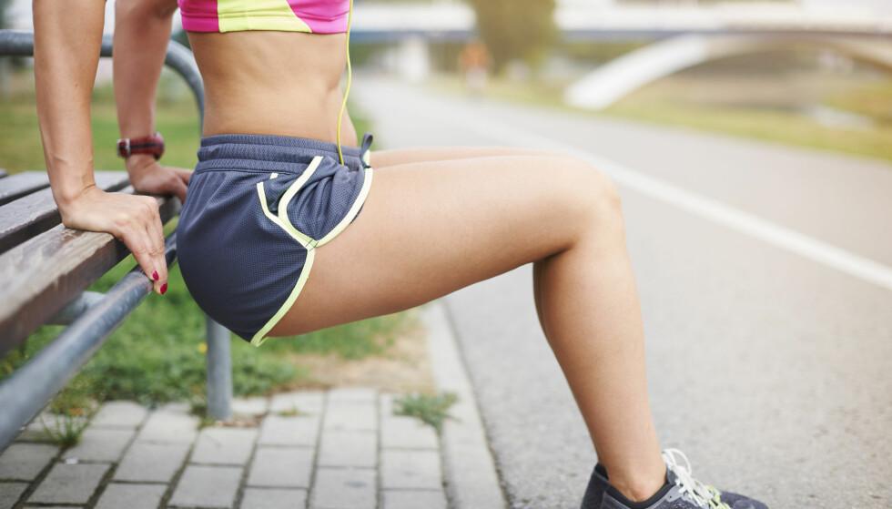 EN INDIREKTE HJELPER: Trening kan ifølge vår ekspert ha positive sideeffekter. FOTO: NTB Scanpix