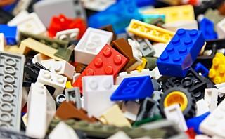 Gamle legoklosser kan være giftige for barn