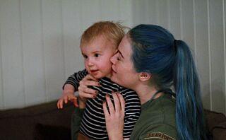 Cathrine valgte å bo i kollektiv med sønnen: - Vi ble alle overrasket over hvor bra det gikk