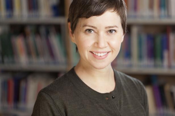 TENÅRINGER FØLER PÅ MYE STRESS: Ingrunn Marie Eriksen har forsket på hvordan stress og press påvirker ungdommer. FOTO: StudioVest/NOVA