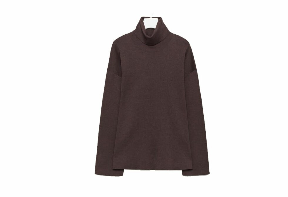 Genser fra COS |800,-| https://www.cosstores.com/gb/Women/Knitwear/Interlock-stitch_jumper/46889-89326786.1#c-24479