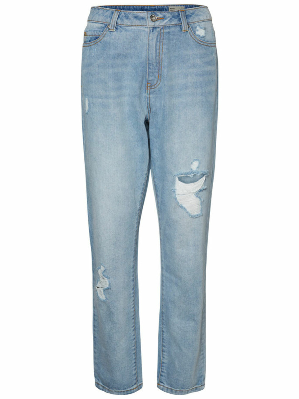 Jeans fra Vero Moda |400,-| https://www.veromoda.com/no/no/vm/kjoep-etter-kategori/jeans/anna-nw-ankle-straight-fit-jeans-10196456.html?cgid=vm-jeans&dwvar_colorPattern=10196456_LightBlueDenim