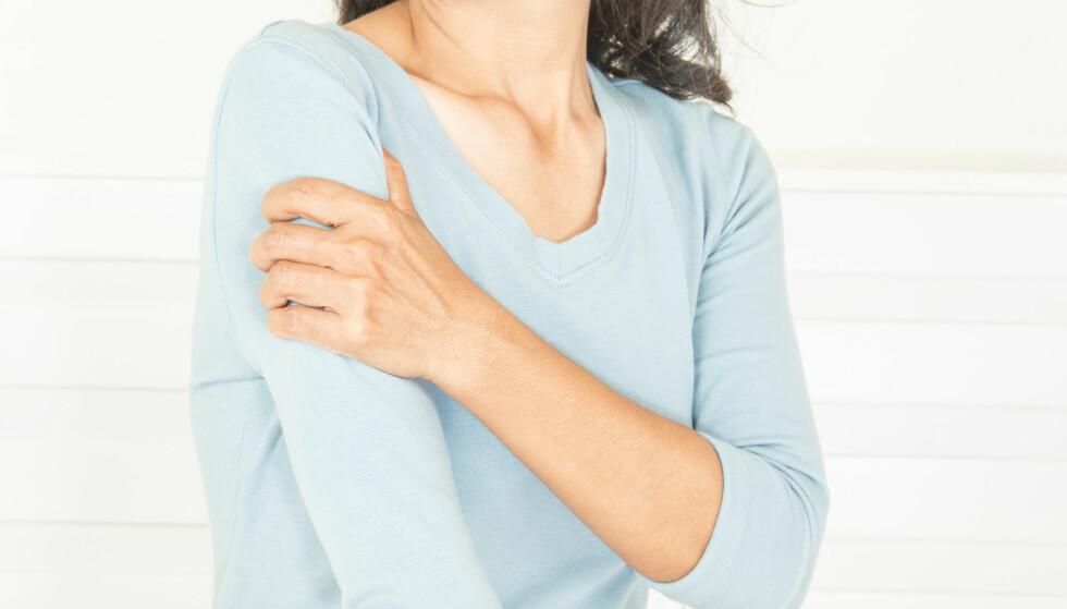 HJERNESLAG: De vanligste symptomene på hjerneslag er blant annet nedsatt bevegelse i en arm eller ben, talevansker og ansiktskjevhet. FOTO: NTB Scanpix