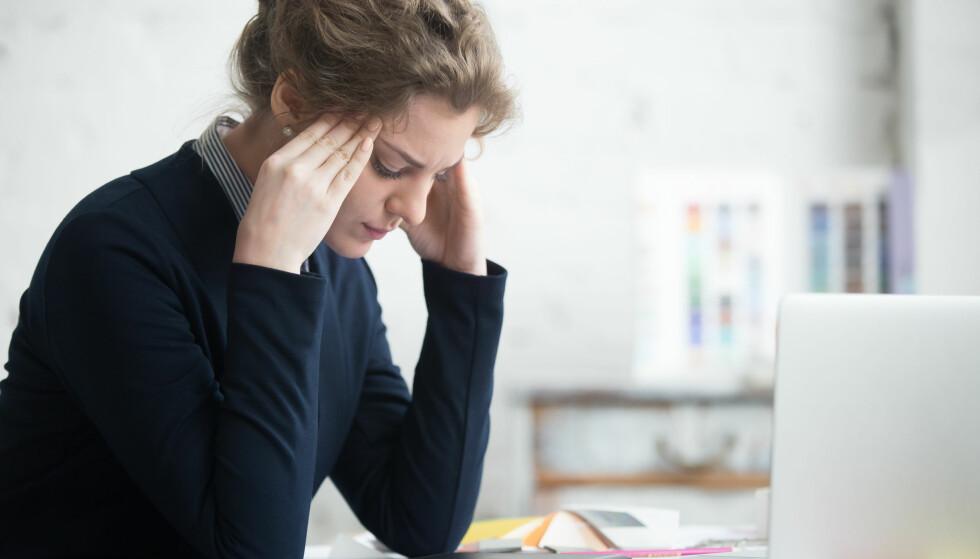 RAMMER 12000: Færre får hjerneslag, men den samme nedgangen ses ikke hos unge kvinner. FOTO: NTB Scanpix