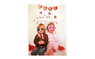 Prinsesse Madeleine delte supersøtt valentinesbilde av barna!