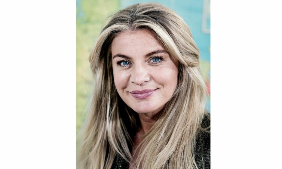 MILLE DINESEN: Den danske skuespilleren Mille Dinesen, kjent fra serier som «Rita» og «Nynne», har vært åpen om gravidkampen. Nå er hun endelig svanger med sitt første barn. Foto: NTB Scanpix