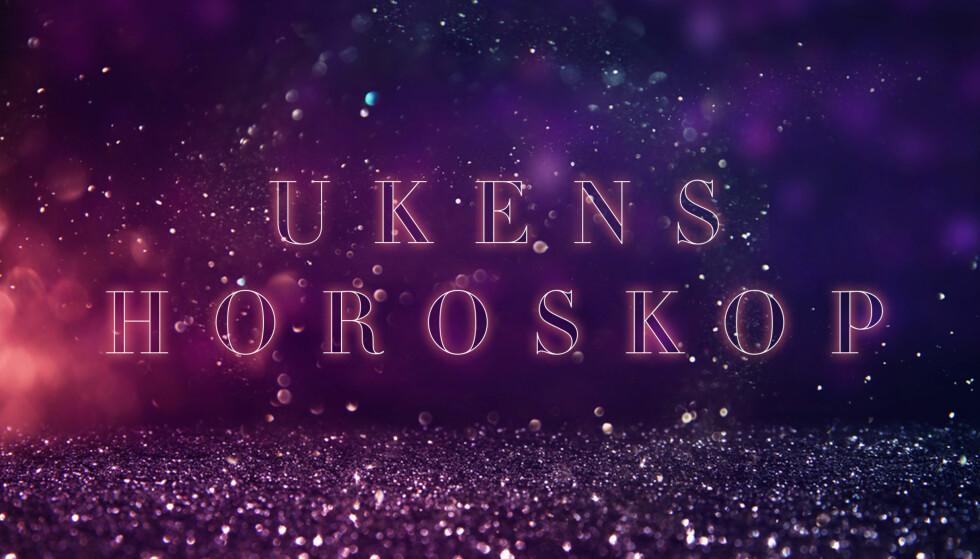 HOROSKOP 2018: Ukens horoskop gjelder for perioden 23. februar - 01. mars. FOTO: NTB Scanpix