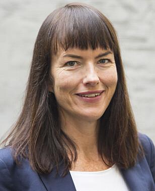 JOBBER FOR ETISK HANDEL: Ifølge Heidi Furustøl har forbrukerne ved direkte handel liten mulighet for å vite hvordan arbeidsforholdene er der produktet ble produsert. FOTO: IEH