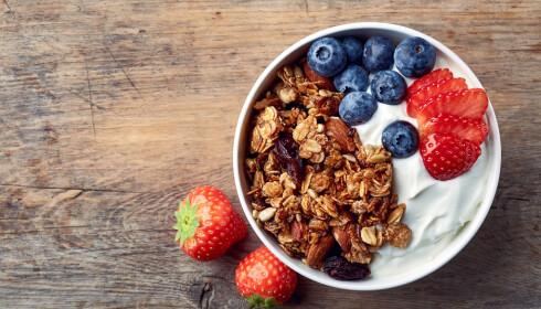 <strong>SUKKERFRITT:</strong> Sukkerfritt med kunstig søtning anbefales over sukkerholdig brus og yoghurt. FOTO: NTB Scanpix