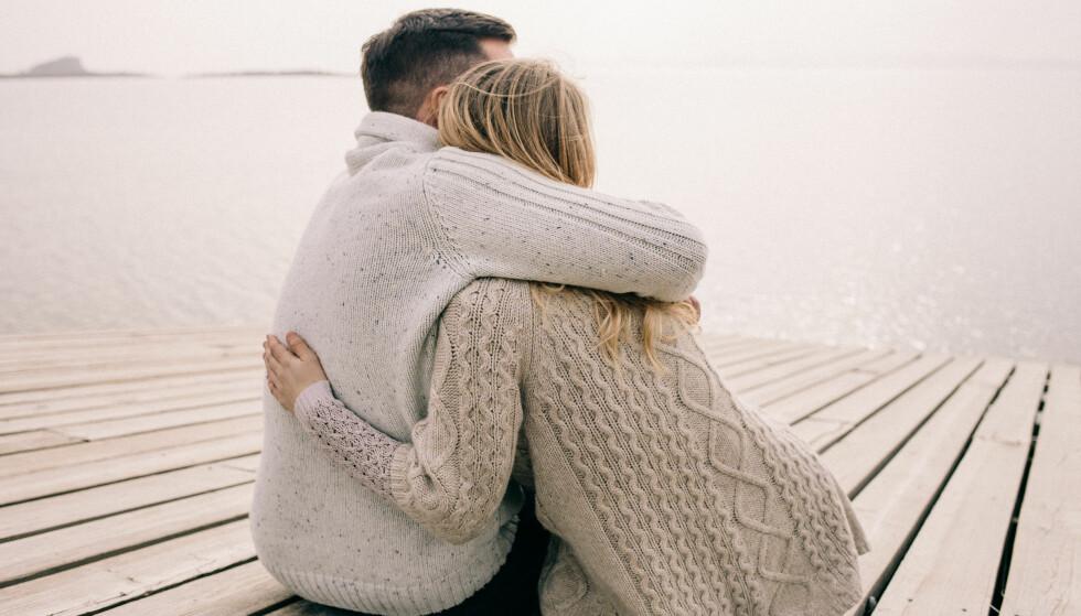 <strong>ANGST FOR Å BLI FORLATT:</strong> Mange lever i frykt for at partneren skal forlate dem. FOTO: NTB Scanpix