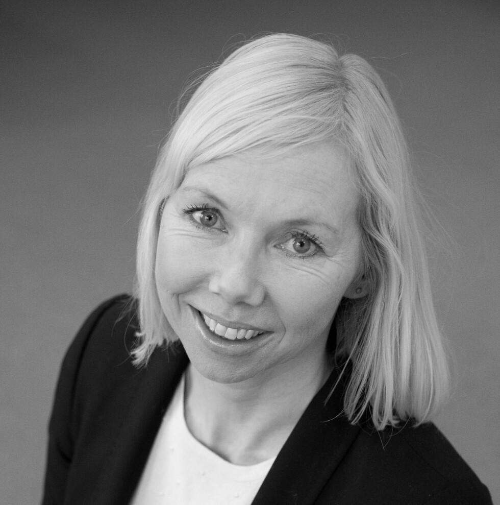 SKUFFENDE RESULTAT: Hanne Kofstadmoen i Statens strålevern er skuffet over at så mange solstudioer ikke forholder seg til alderskontrollen. FOTO: Privat