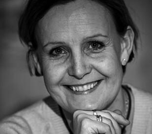 GRUNNLEGGER: Det var Trude Jacobsen som i 2015 opprettet Facebook-siden «Dråpen i Havet». FOTO: Dråpen i Havet