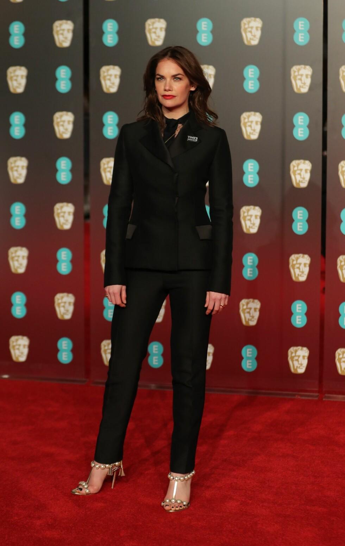 BAFTA: Ruth Wilson. Foto: NTB Scanpix