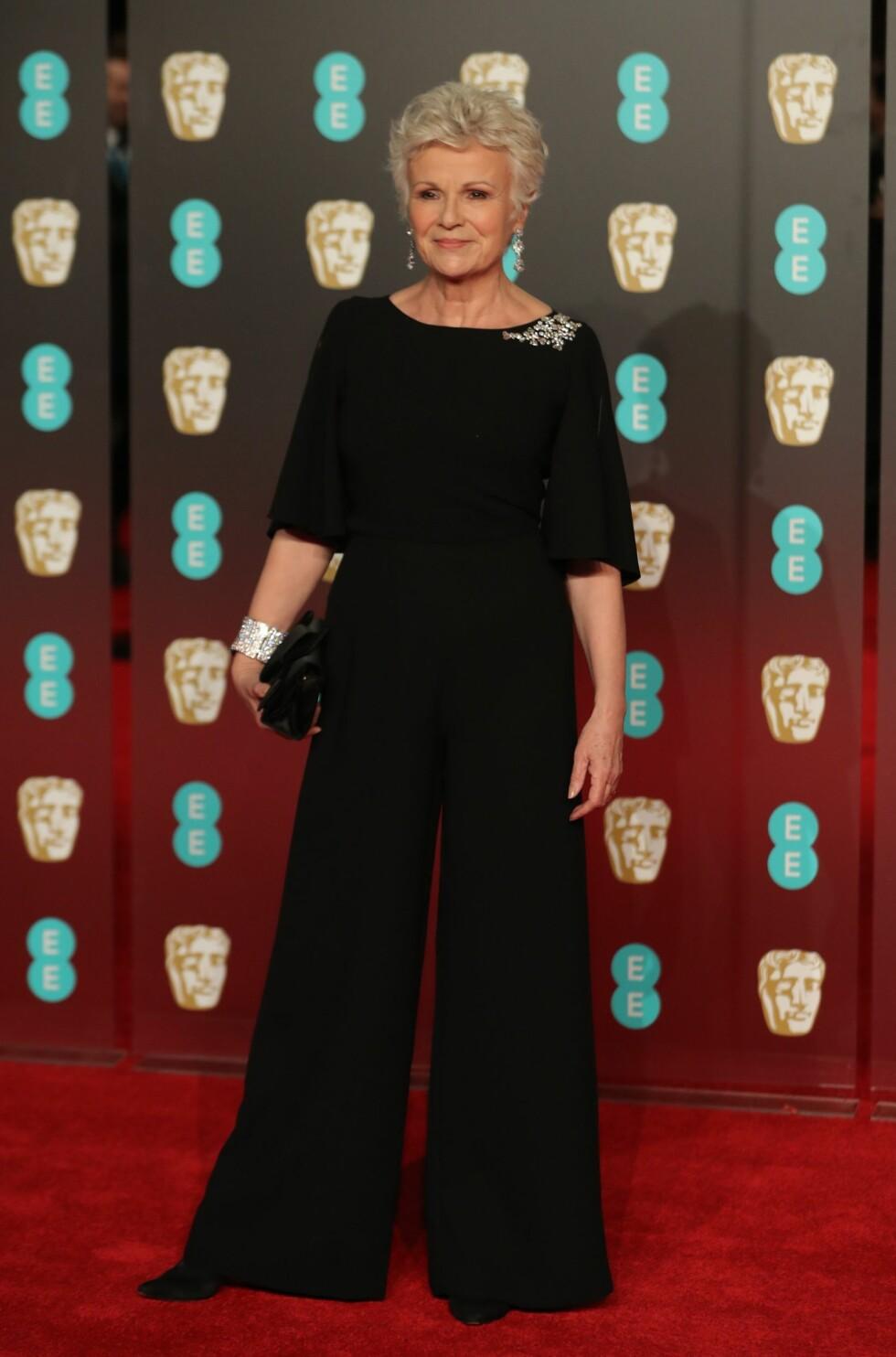 BAFTA: Julie Walters. Foto: NTB Scanpix