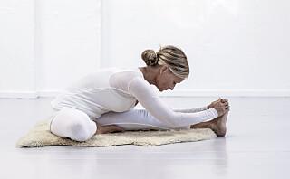 Sterkere rygg og mer energi med yoga