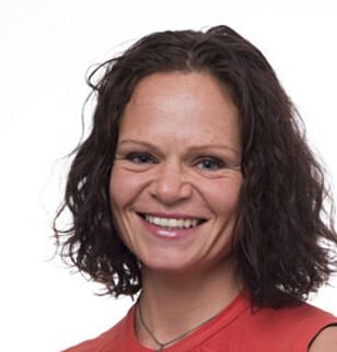 Therese F. Mathisen, stipendiat, seksjon for idrettsmedisinske fag ved Norges Idrettshøgskole. (Foto: NIH)