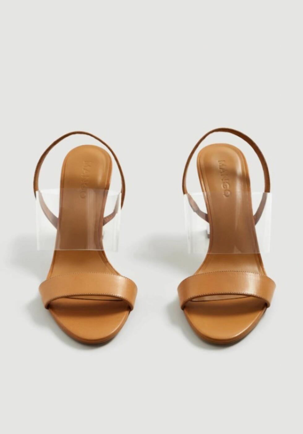 Sko fra Mango |799,-| https://shop.mango.com/no/damer/sko-sandaler-med-h%C3%A6l/hal-lader-sandaler_23085026.html?c=CU&n=1&s=search