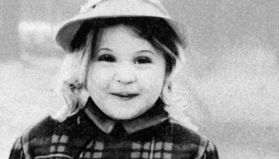 <strong>BLE BARE 4 ÅR:</strong> Den lille jenta Alice Marie, som ble kalt Missy av familien, ble funnet død samme dag som hennes mor ga politiet beskjed om at hun og broren hadde forsvunnet fra deres hjem i Queens i New York. Foto: Skjermdump fra Dplay