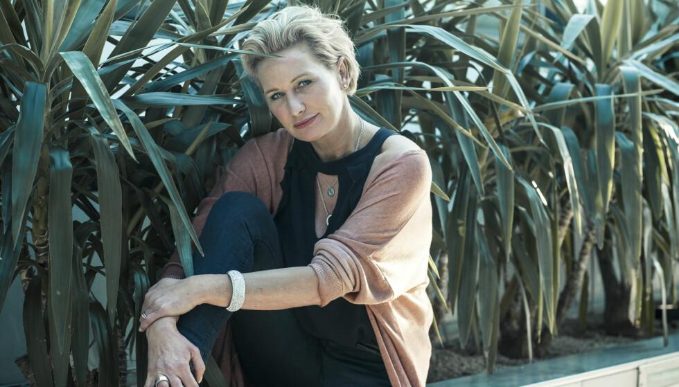 MIGRENE: Har gått fra å ha angst og redsel for å være alene gjennom flere år, til å endelig kunne leve et normalt liv. FOTO: Astrid Waller