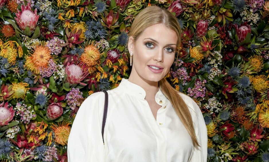 LADY KITTY SPENCER: 27-åringen er niesen til prinsesse Diana og var denne uken modell for Dolce & Gabbana. Foto: Scanpix