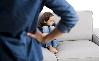 «Mari» kunne bli så sint at hun skremte barna sine
