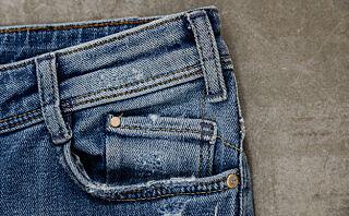 Derfor har du denne lille lommen på jeansen