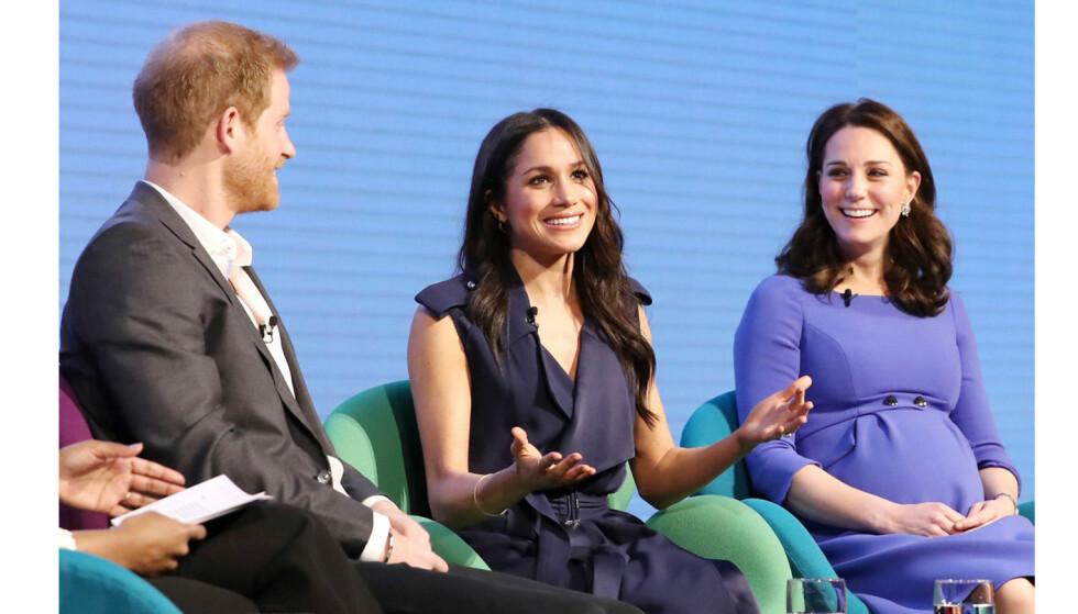 Meghan Markle lot royal etikette vike: - Kvinner trenger ikke hjelp til å finne sin stemme. De har en stemme!