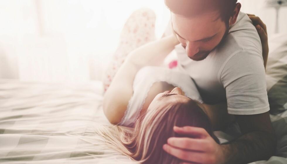 IKKE BARE PENETRERING: Sliter du med å få orgasme kan dere øve dere sammen. FOTO: NTB Scanpix