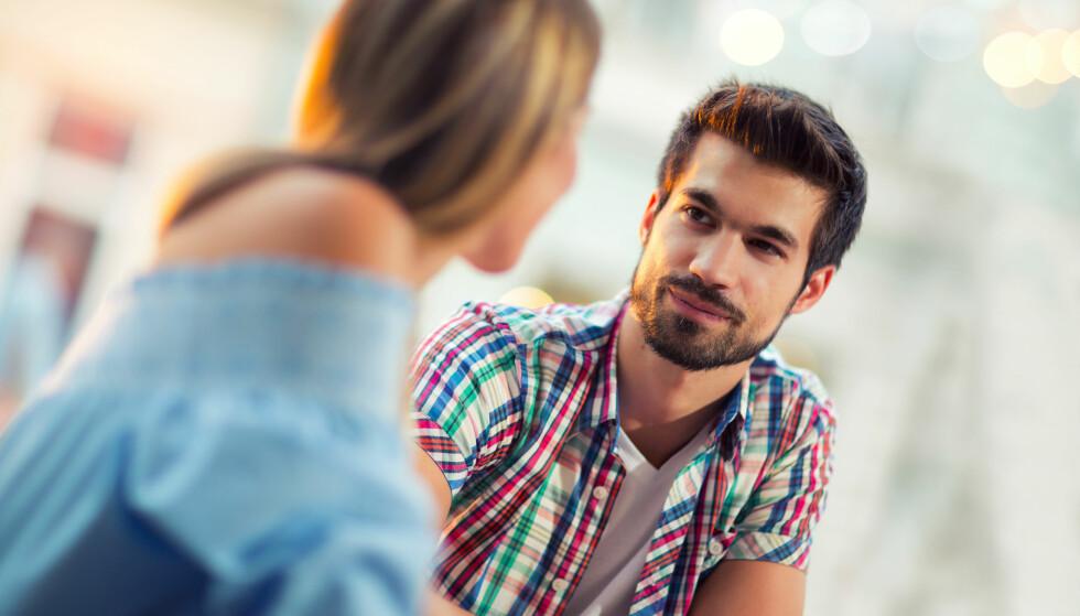 PÅ JAKT ETTER EN MASKULIN MANN: –Forskning har kommet fram til at kvinner generelt finner maskuline menn mer tiltrekkende når de har eggløsning. FOTO: NTB Scanpix