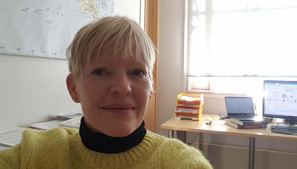EKSPERTEN: Gine Roll Skjærvø som er forsker ved Institutt for biologi ved NTNU. FOTO: Privat